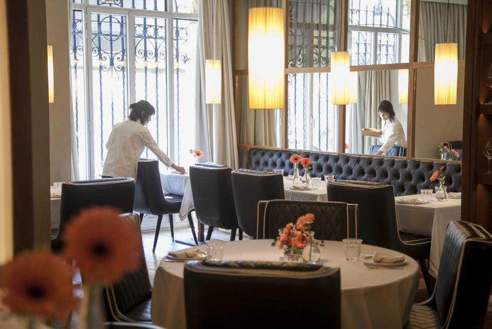 Media raci n comida reconfortante para compartir el - Restaurante cuenllas madrid ...