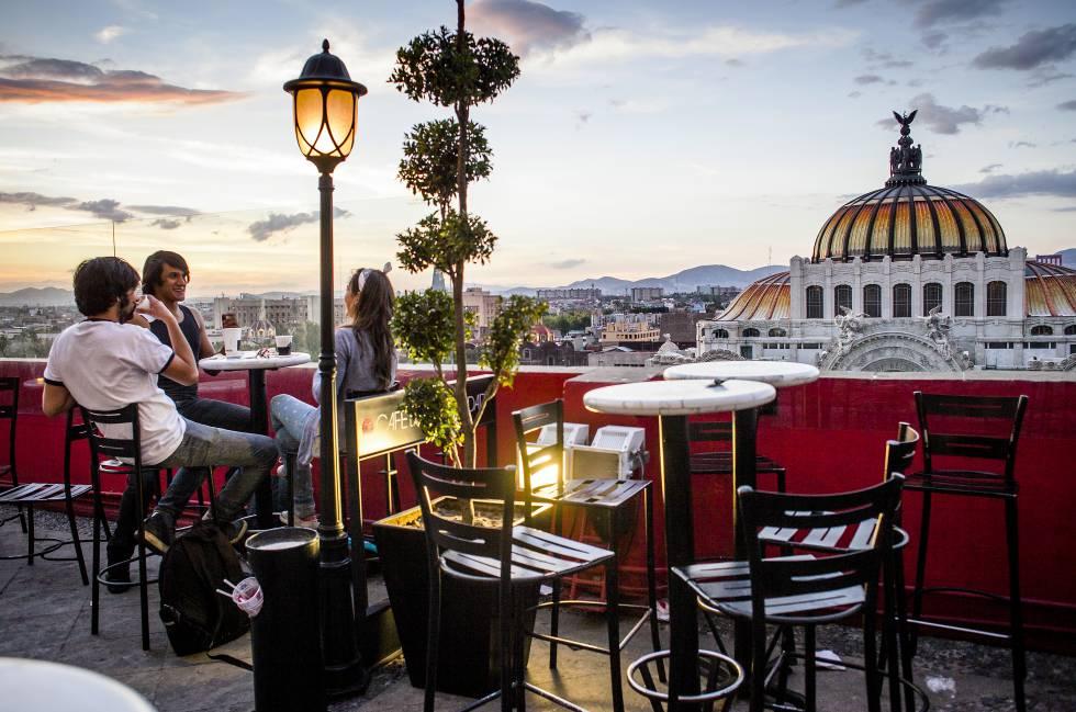Guía 'El Viajero' de Ciudad de México