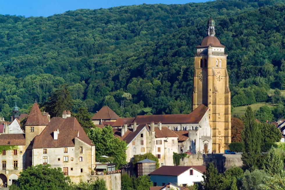 Arbois, un pueblo francés con encanto