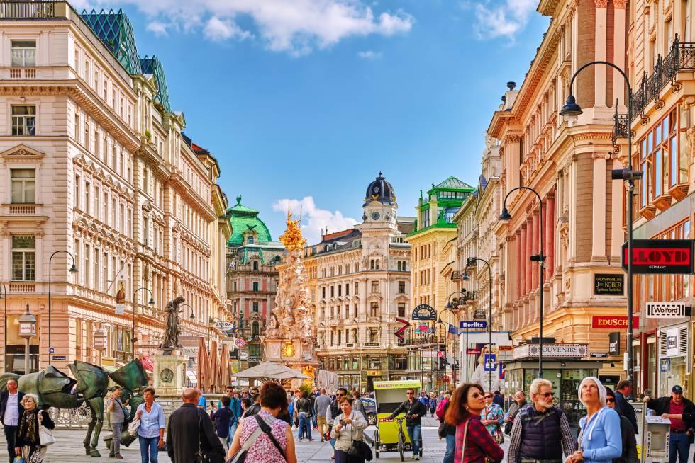 Guía 'El Viajero' de Viena