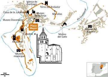 Albarracín, un pueblo modelo