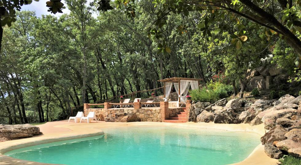 10 casas rurales para huir del calor el viajero el pa s ForCasas Rurales Sierra De Madrid Con Piscina