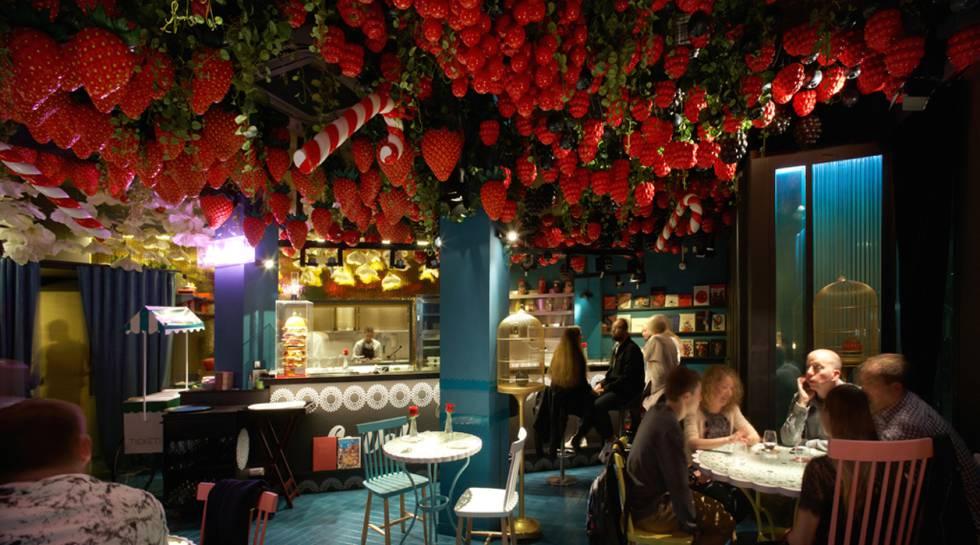 Restaurantes en Barcelona: Tickets, tapas de alta cocina a partir de ...