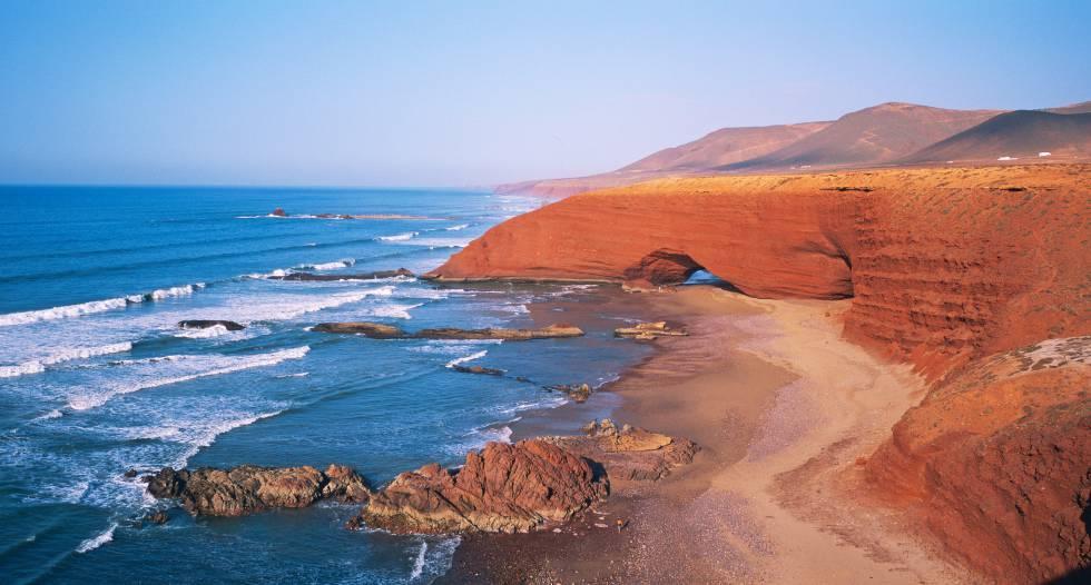 Resultado de imagen de playas de agadir