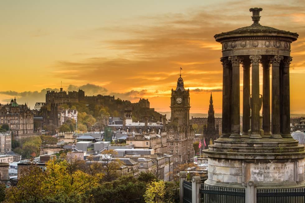 Guía 'El Viajero' de Edimburgo