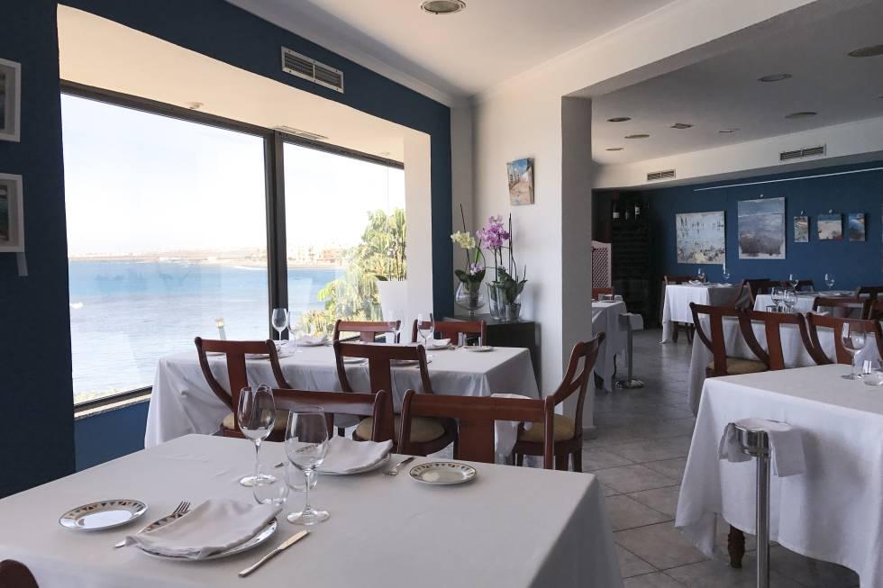 Restaurantes de Gran Canaria: Nelson, esencias de la cocina marinera ...