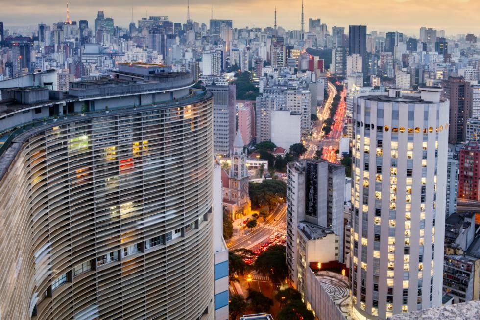 El perfil urbano de São Paulo 5f33c412f1c49