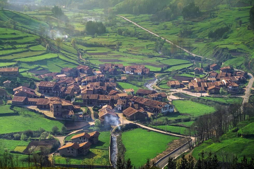 Dos valles de Cantabria