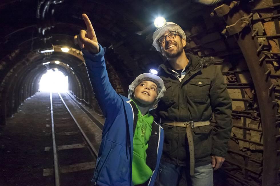 Laberintos de carbón en Teruel