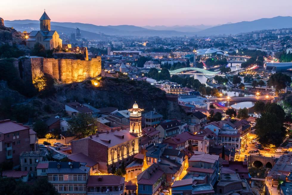 Tbilisi, la exótica capital de Georgia | El Viajero | EL PAÍS