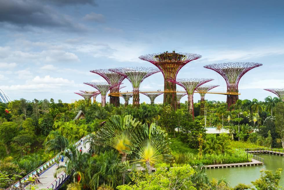 Singapur, ciudad sostenible