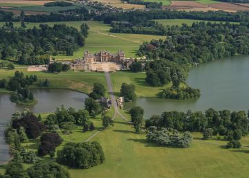 Blenheim Palace, naturaleza perfeccionada