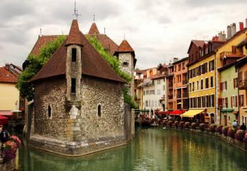 Annecy, puro encanto francés