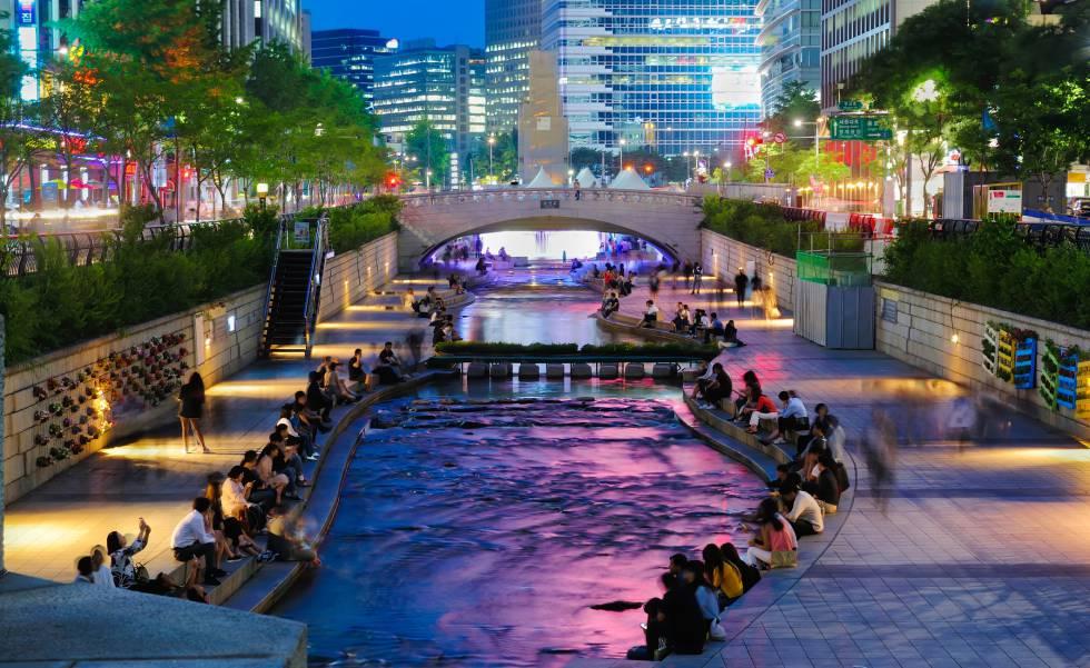 Corea Del Sur En 11 Saltos El Viajero El Pais