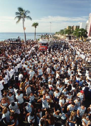 Carnaval de Salvador.
