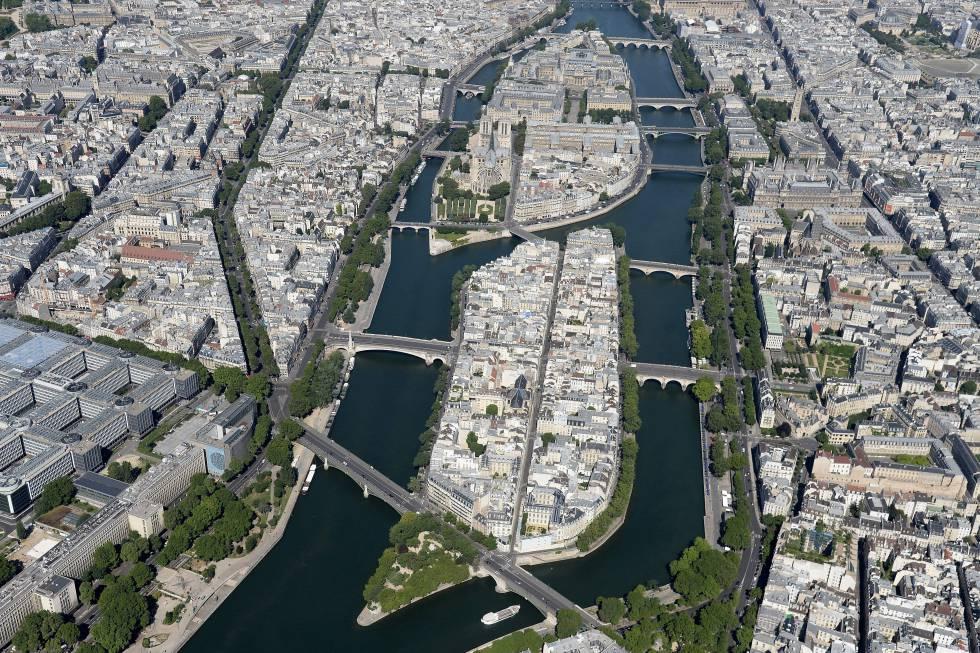 последнее остров сен луи в париже фото три высших