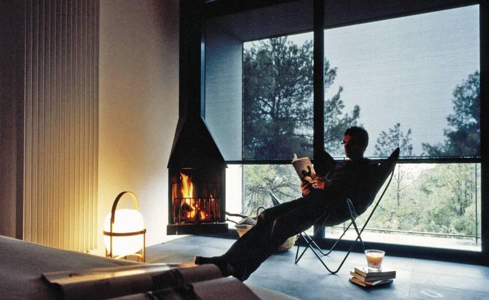 Hoteles para sentir el paisaje