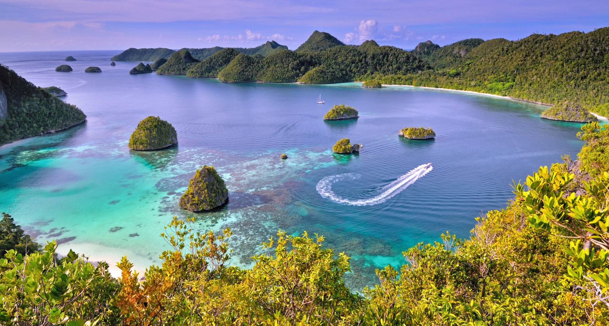 Indonesia, 17.000 islas para escoger