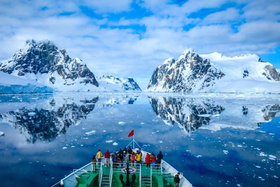 La Antártida para turistas | El Viajero | EL PAÍS