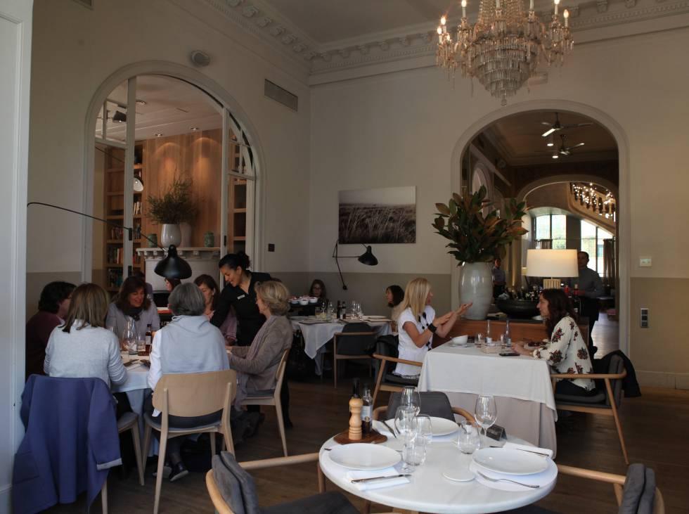 Iradier: Cocina verde y ligera en Barcelona | El Viajero | EL PAÍS