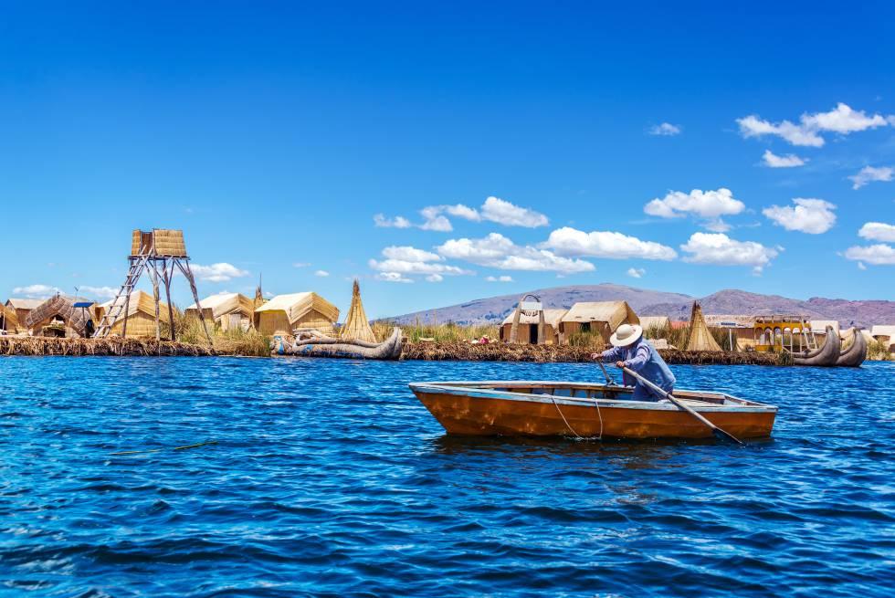 Lugares turísticos del Perú