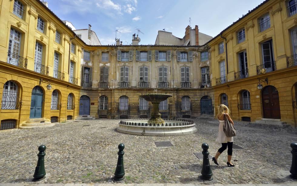 Aix-en-Provence, la ciudad de Cézanne