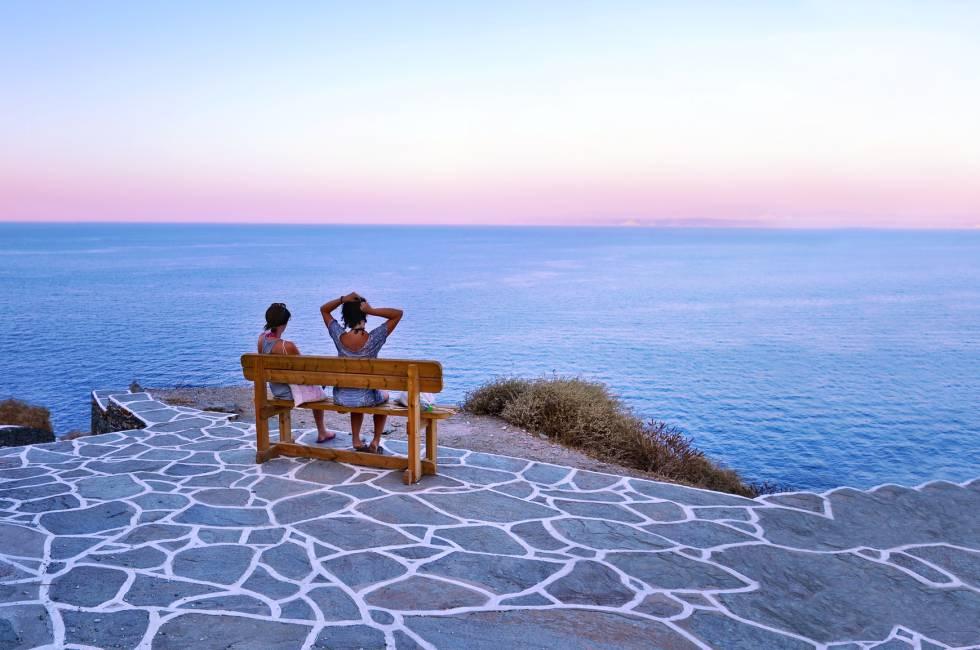 Grecia Sencillos Placeres Mediterráneos El Viajero El País