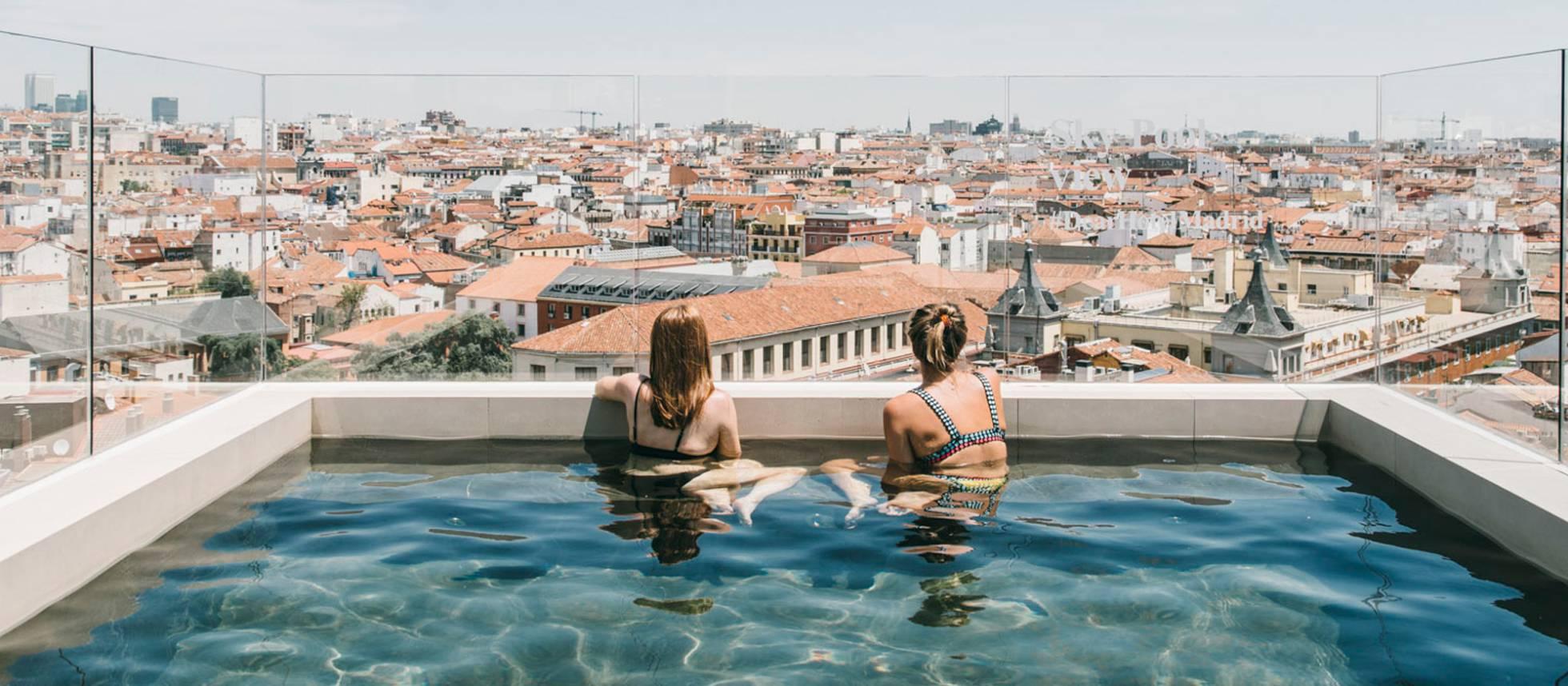 Fotos 20 Terrazas Para Disfrutar Del Verano En Madrid El
