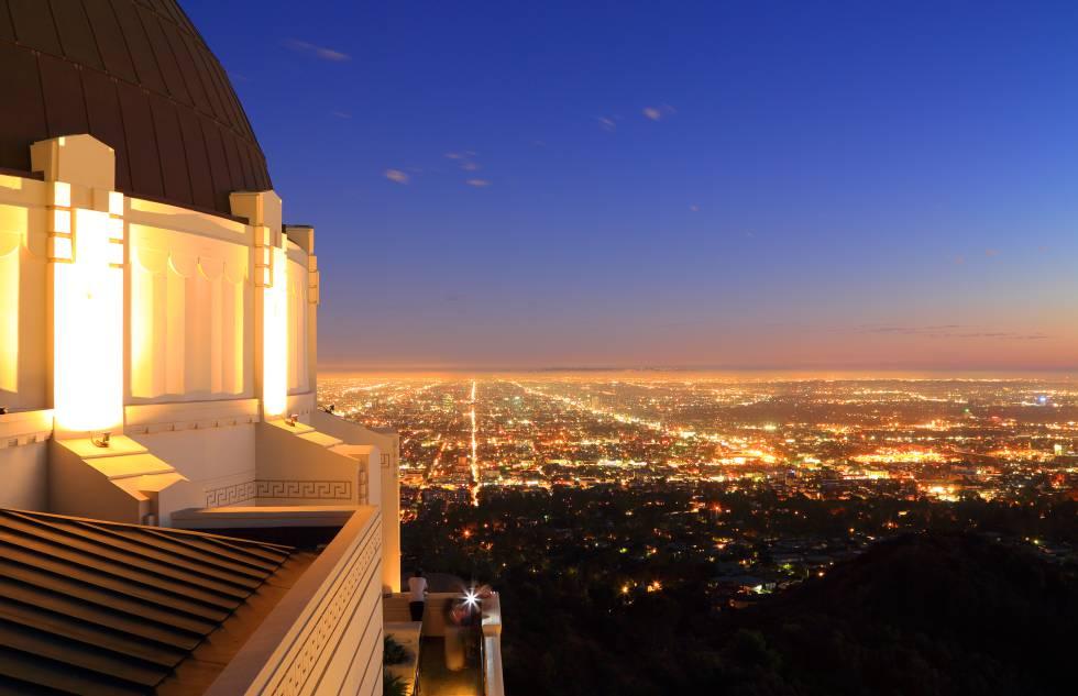 24 horas en Los Ángeles, la ciudad de los Oscar