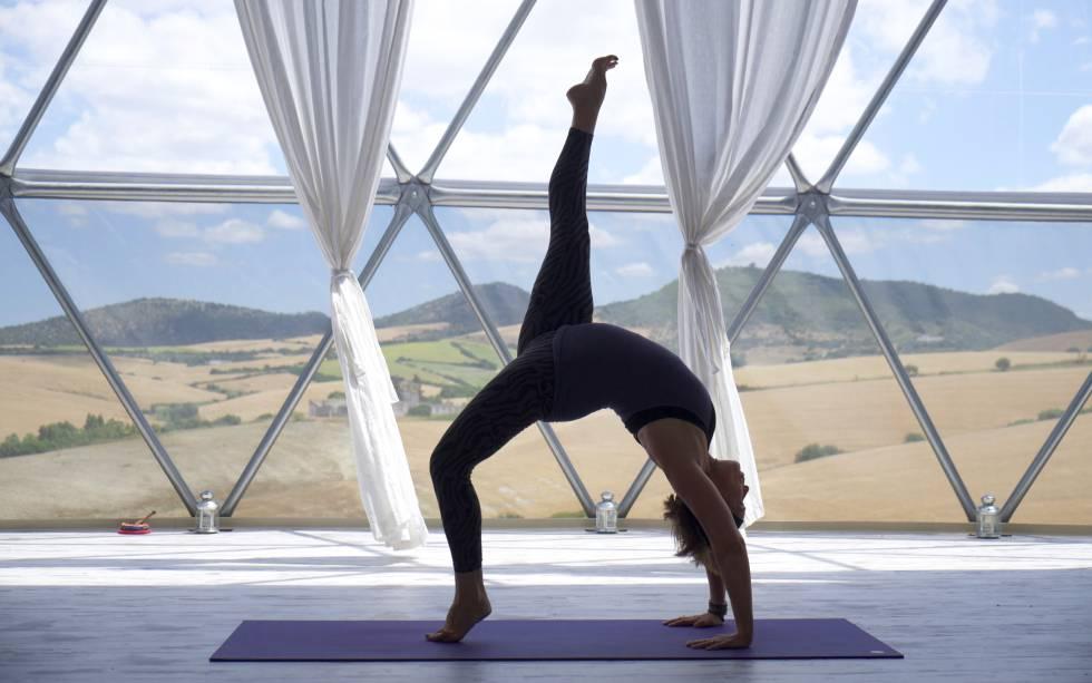 10 destinos de yoga muy apetecibles en España | El Viajero | EL PAÍS