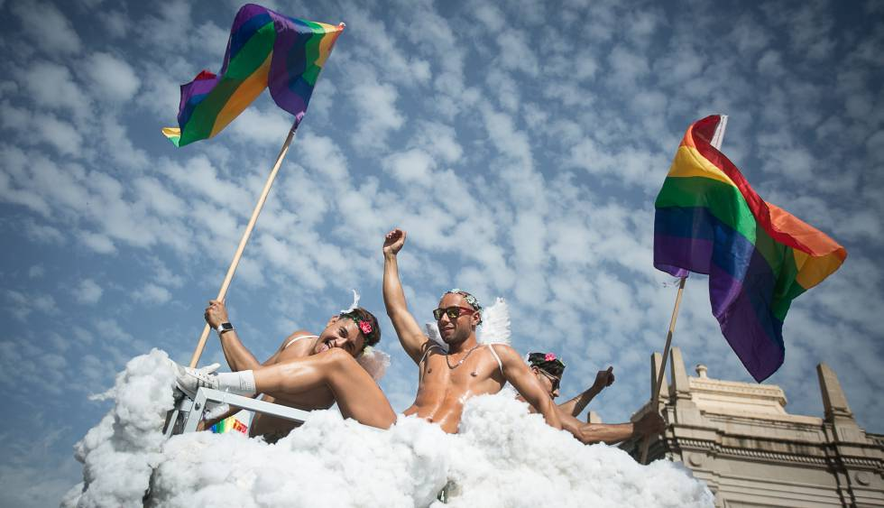 Fotos  Así se celebra el Orgullo Gay en 20 ciudades del mundo  c7cb6d0de19f6