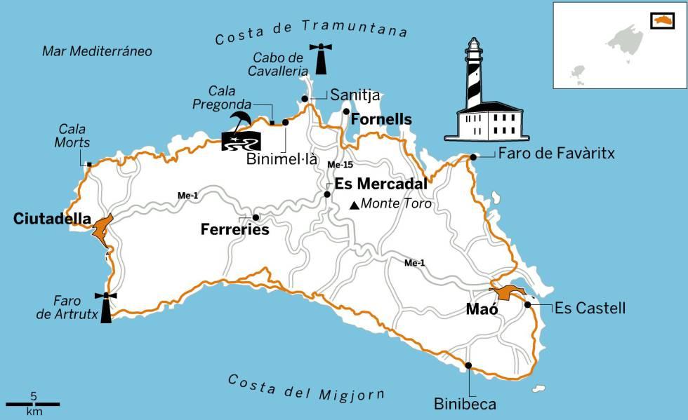 Una Menorca ancestral