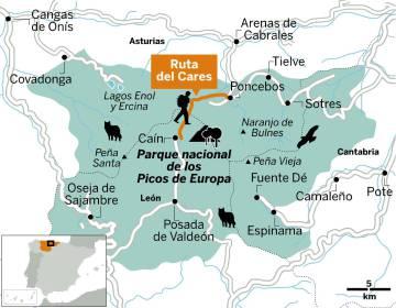 Picos de Europa, un parque que cumple 100 años