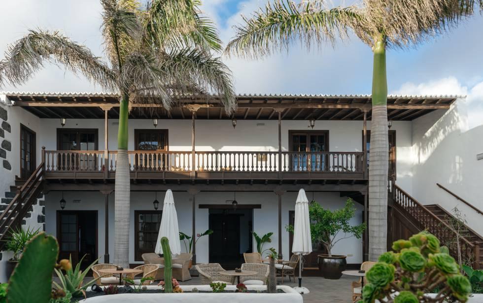 Hoteles En Lanzarote Palacio Ico Sueños En La Lanzarote De