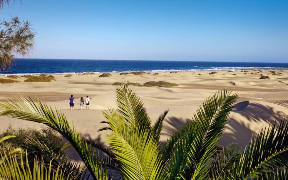 las mejores playas de espana y portugal el pais