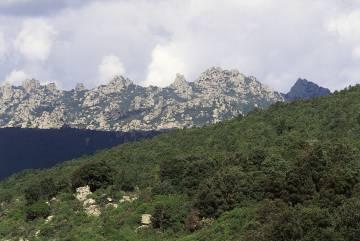 Il Monte dei Sette Fratelli, in Sardegna.
