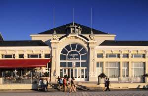 El Casino de Cabourg.