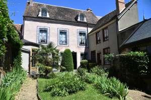 La casa de la Tante Léonie, en Illiers-Combray.