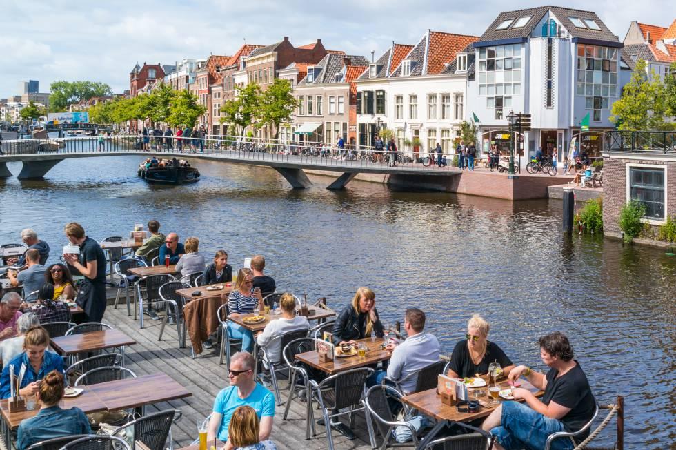 Leiden, la cuna de Rembrandt