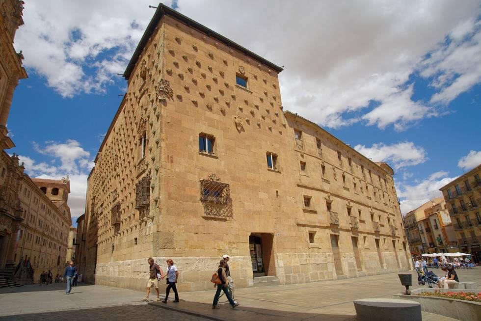 Salamanca, la gran ciudad universitaria