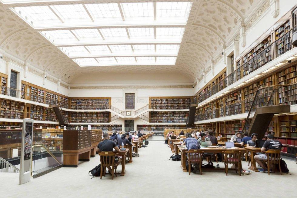 Fotos Las 20 Bibliotecas Más Impresionantes Del Mundo El