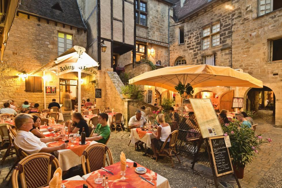 Siete rutas para saborear Francia
