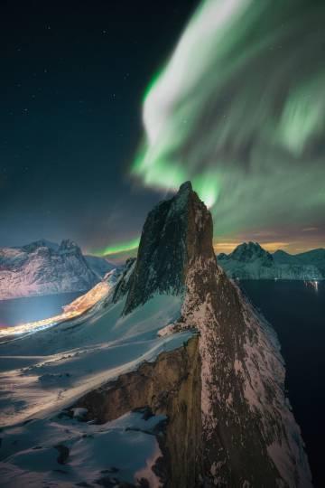 Cuándo y dónde ver auroras boreales