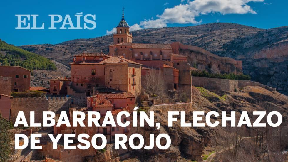 Visitamos Albarracín El Pueblo Más Bonito De España Con La