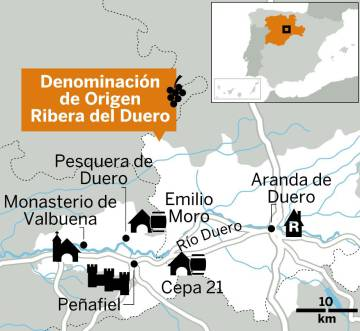 Ribera del Duero, caminos de agua y vino