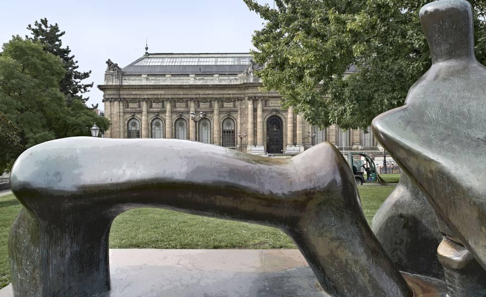 Exterior del Museo de Arte y de Historia de Ginebra.