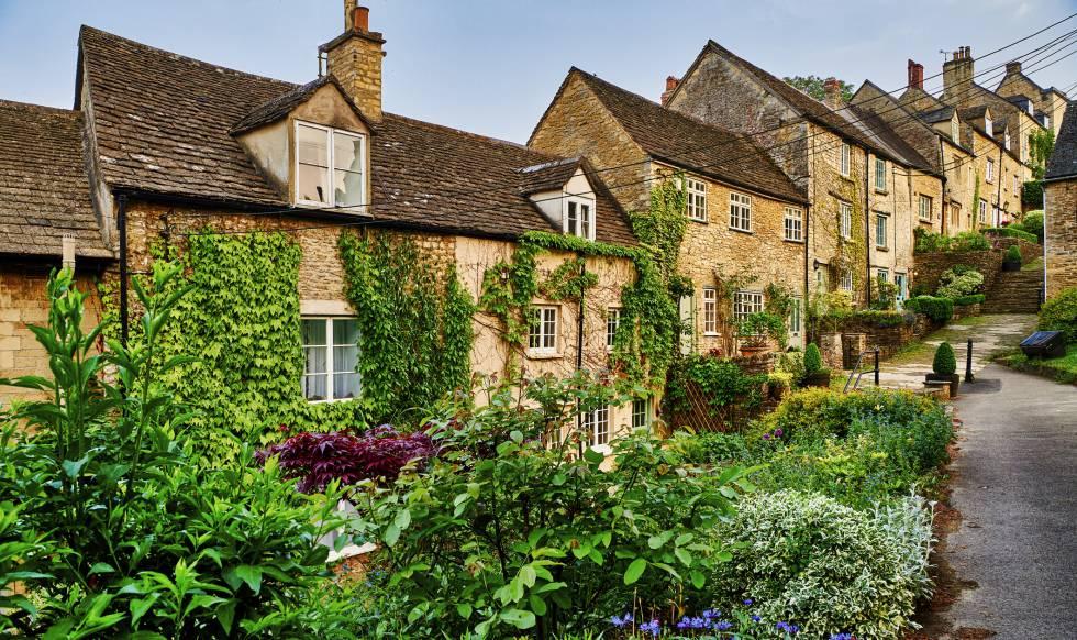 El pueblo de 'Downton Abbey' y otras maravillas de la campiña inglesa