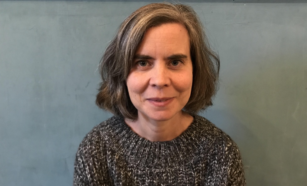 La escritora Marina Sanmartín.