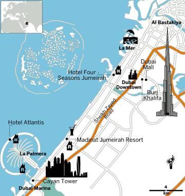 Dubai, a cidade inventada