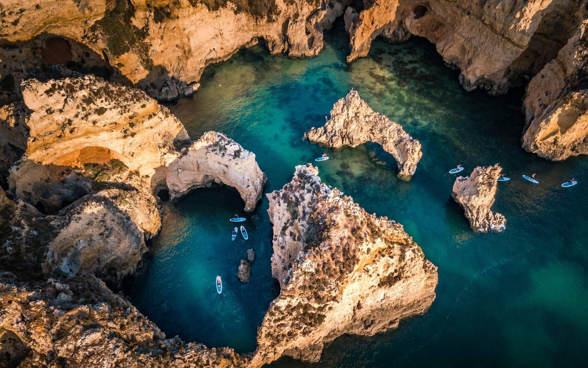 Lo mejor del Algarve, en 12 saltos